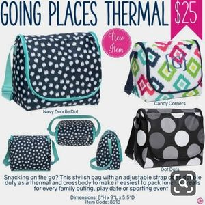Thirty-One going places thermal